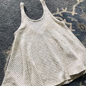 Crochet Flowy Tank by PPLA Clothing